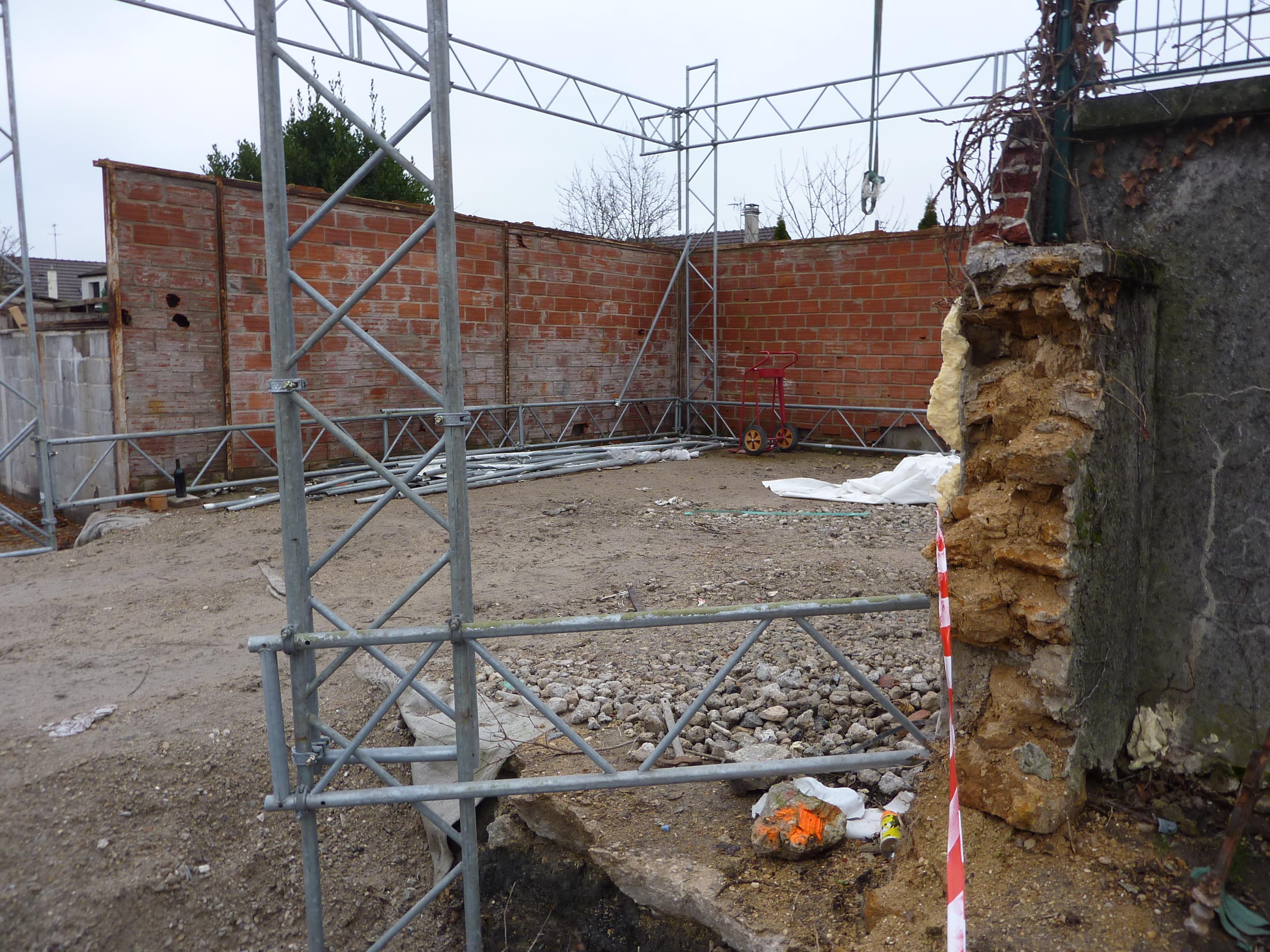 Amiante dans les murs bton murs isol with amiante dans for Amiante dans maison