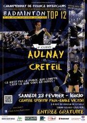 Badminton_Aulnay_Creteil