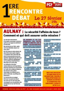 Rencontre_PCF_Securite_Aulnay