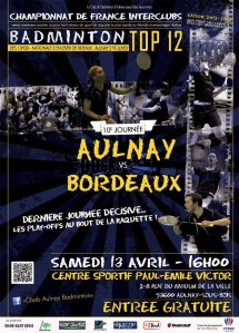 Badminton_Aulnay_Bordeaux