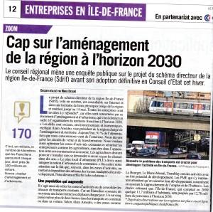 13 mai Cap sur l'économie de la région à l'horizon 2030