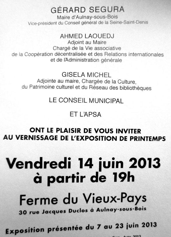 14 juin à la ferme du VieuxPays d'AulnaysousBois  Aulnaycap ~ Ferme Du Vieux Pays Aulnay Sous Bois