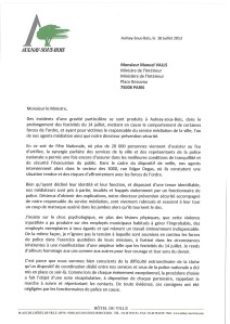 courrier au Ministre de l'Iinterieur M. VALLS_Page_1