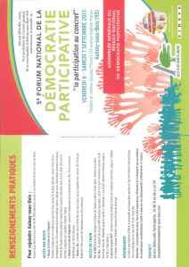 PLAQUETTE DU 5eme FORUM NATIONAL DE LA DEMOCRATIE_Page_1