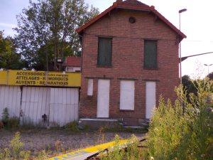 Maison murée Soleil Levant