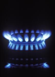 Gaz, Energie