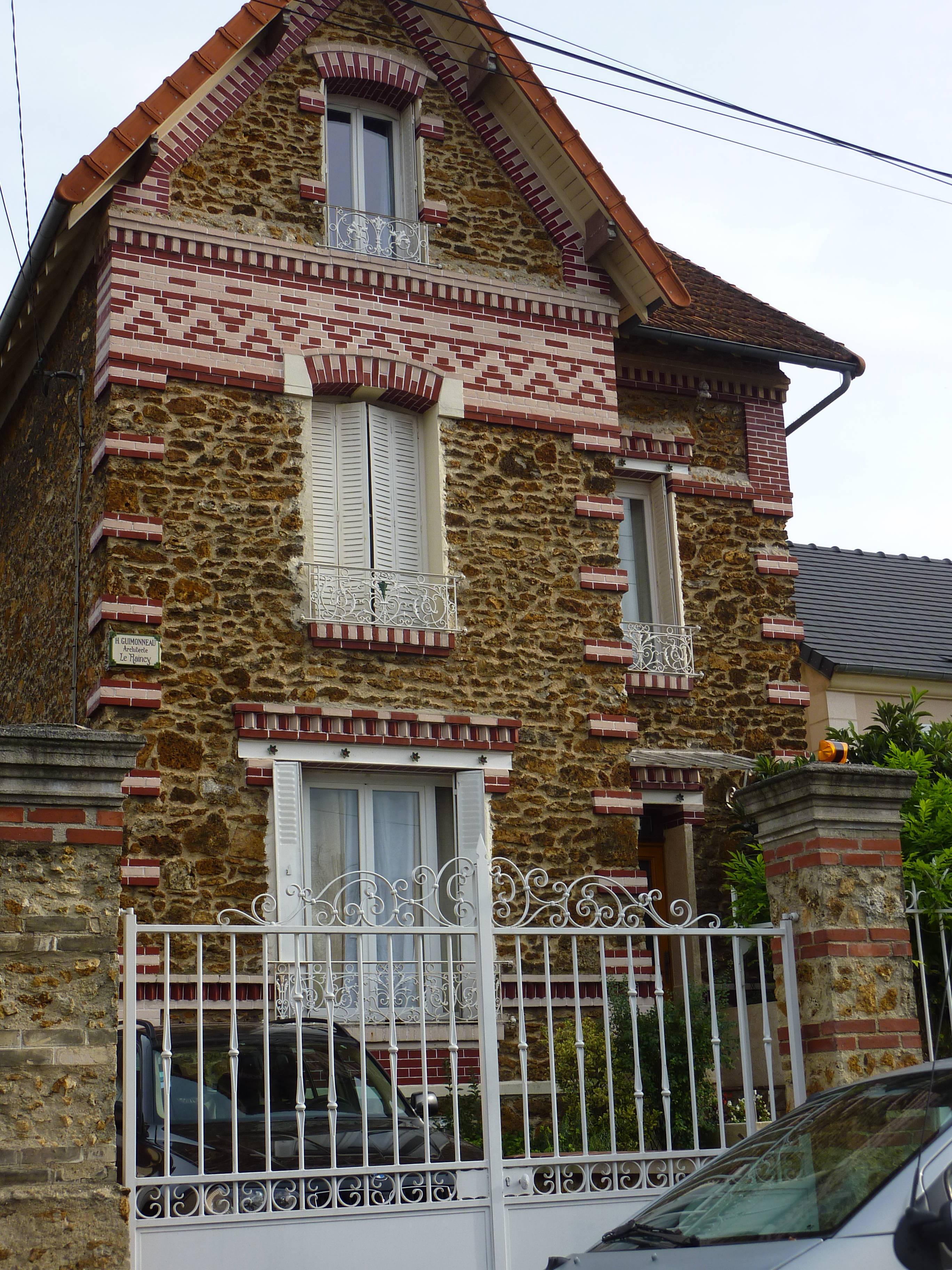 Maison meulière à Aulnay-sous-Bois | Aulnaycap !