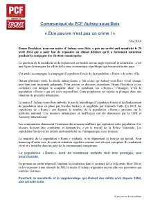 Communiqueě Etre pauvre n'est pas un crime_Page_1