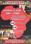 african party 001