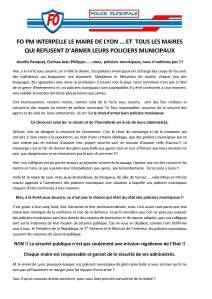FOPM interpelle le maire de Lyon_Page_1