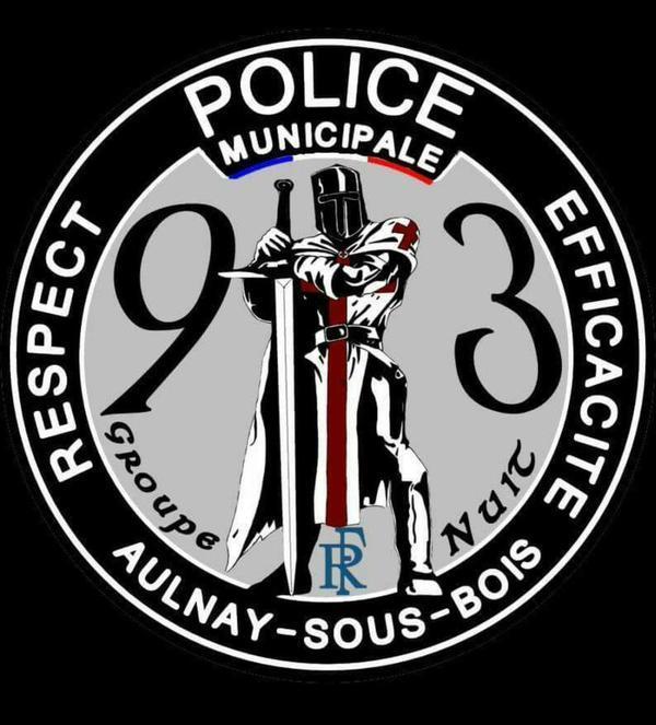 La police municipale d'AulnaysousBois en croisade contre le crime  ~ Police Municipale Pavillons Sous Bois