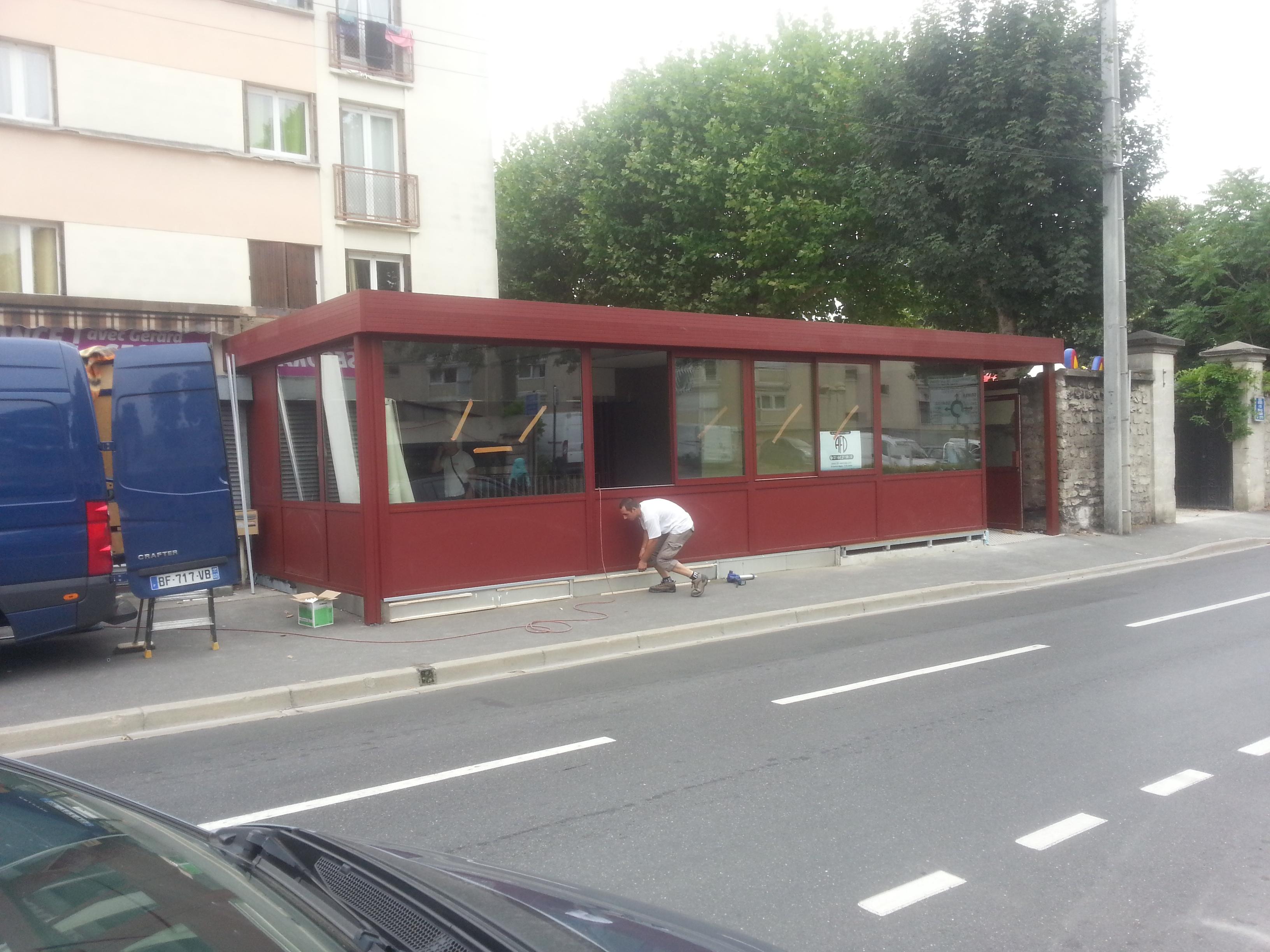 restaurant Chez David, situé à proximité de la Ferme du VieuxPays  ~ Ferme Du Vieux Pays Aulnay Sous Bois