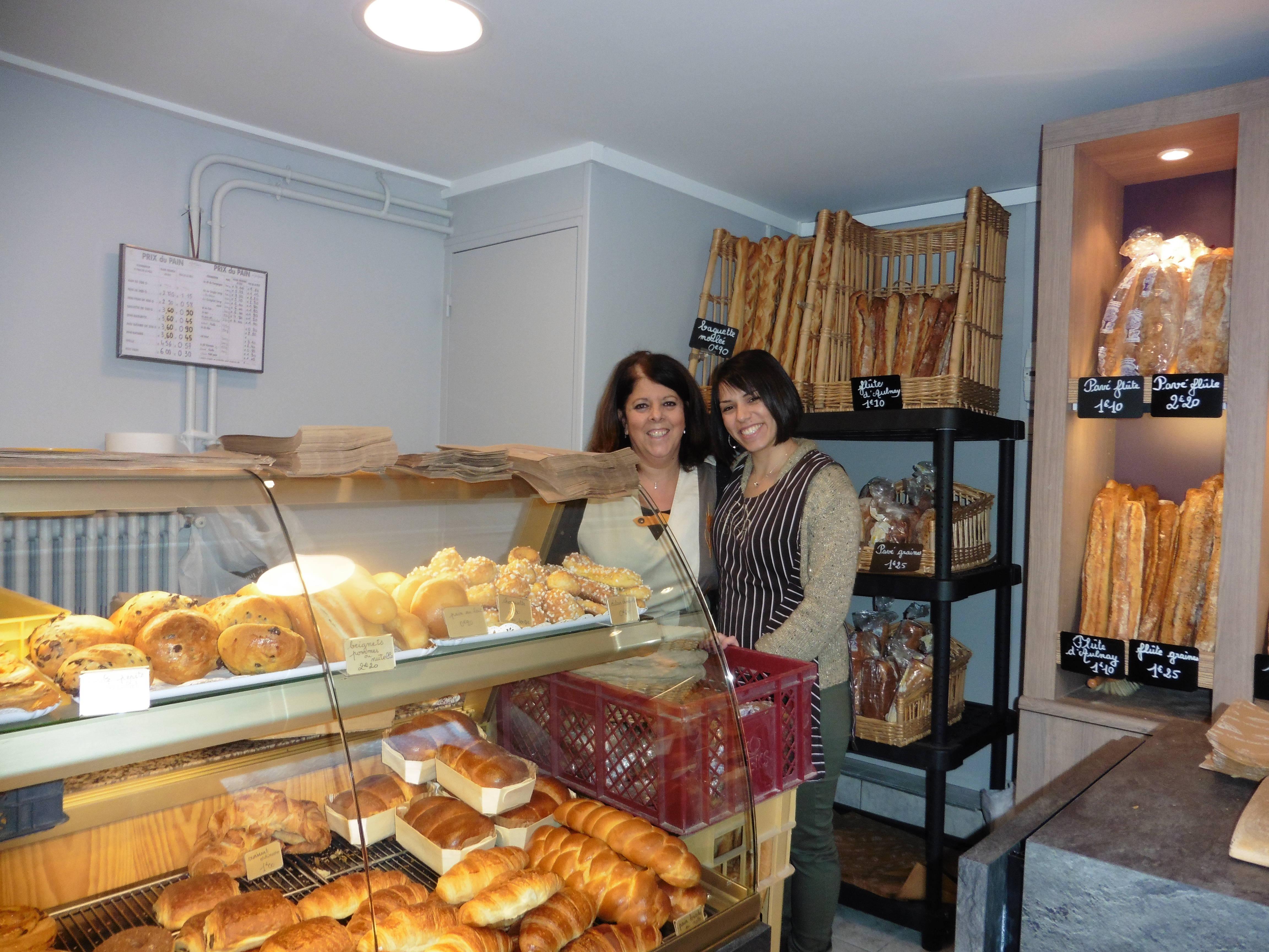 R ouverture de la boulangerie la gerbe de bl aulnay sous bois aulnaycap - Boulangerie fontenay sous bois ...