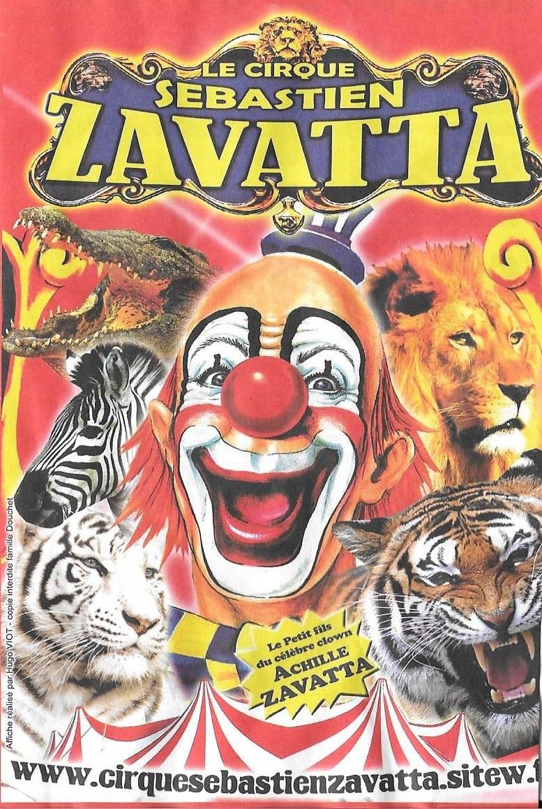 Bien connu Prolongations du cirque Zavatta à Aulnay-Sous-Bois | Aulnaycap ! NK07