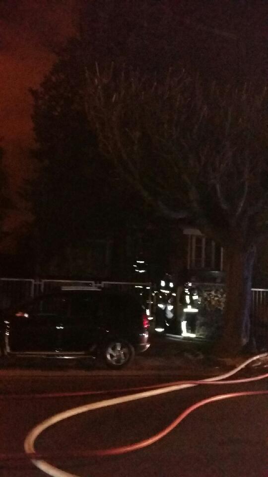Terrible incendie sur le boulevard de strasbourg aulnay for Brocante aulnay sous bois