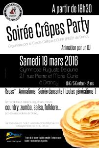 Affiche cre-pes party 19-03-16